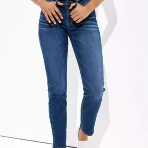 American Eagle Skinny No Distressing Jeans